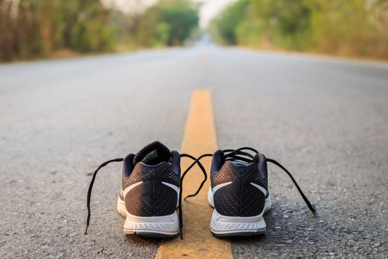 Začnite striedaním behu a chôdze. Foto: Shutterstock