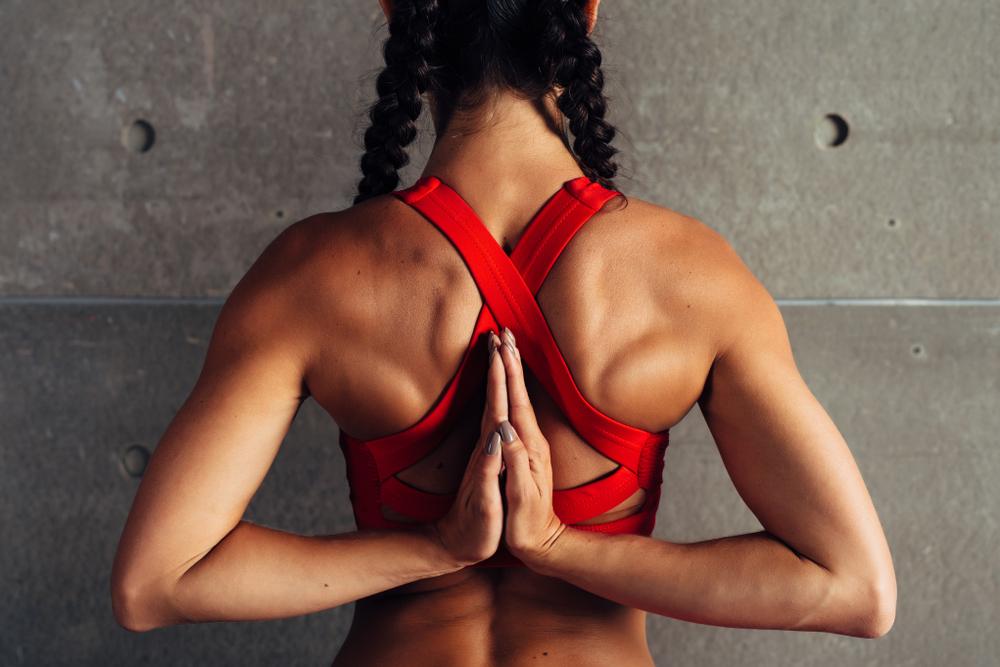 Cviky pre rovný chrbát. Foto: Shutterstock