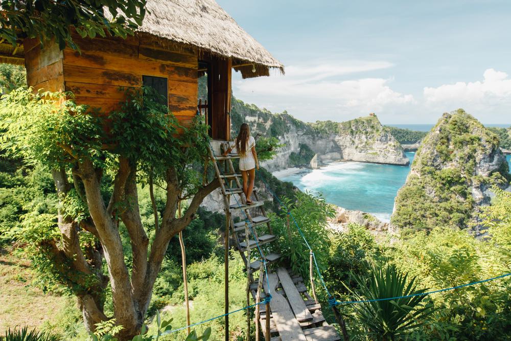 Pláž Atun na ostrove Nusa Penida pri Bali v Indonézii. Foto: Shutterstock