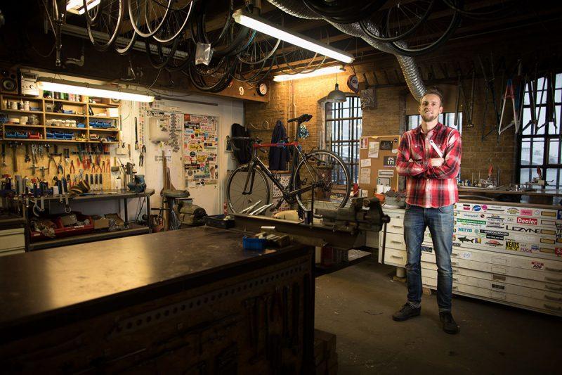 Jedinou podmienkou je nenechávať bicykel vonku, kde sa ľahko stane obeťou korózie. Foto: Michael Rotgans
