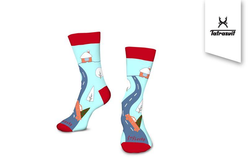 Vyberte si zo širokej ponuky ponožiek Štýloviek