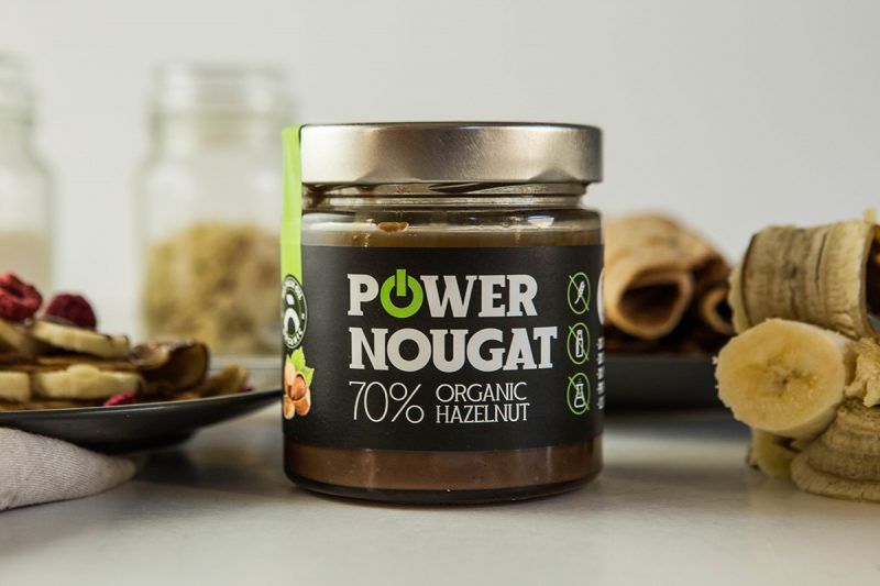 Power Nougat. Foto: Powerlogy