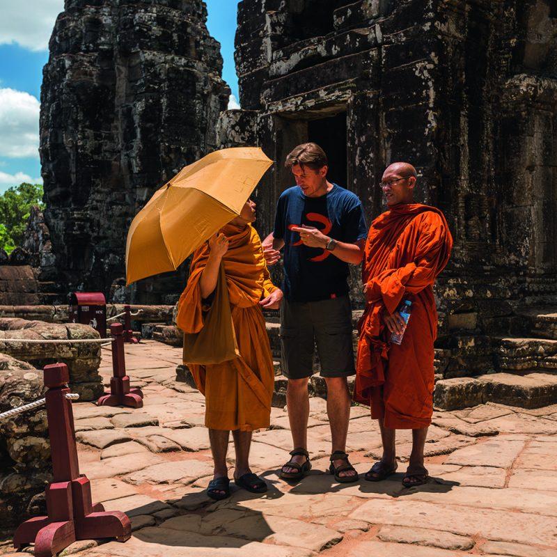 Laos, Barma, Kambodža, najkrajšie pamiatky sveta. Foto: Ľuboš Ankorwat