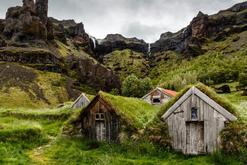 Južný Island. Foto: Shutterstock