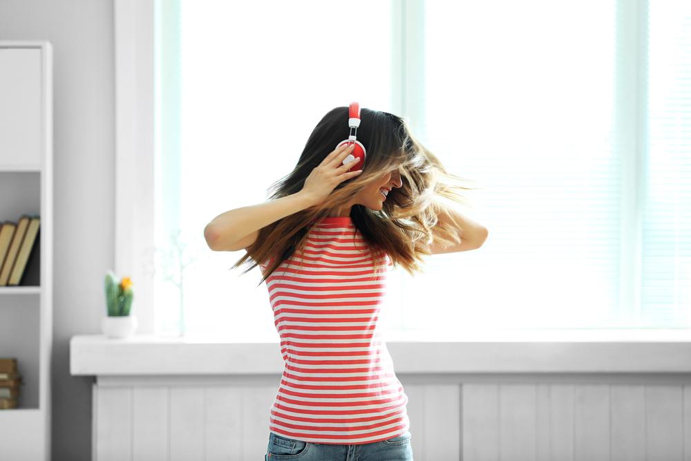 Hudbou ku šťastiu. Foto: Shutterstock