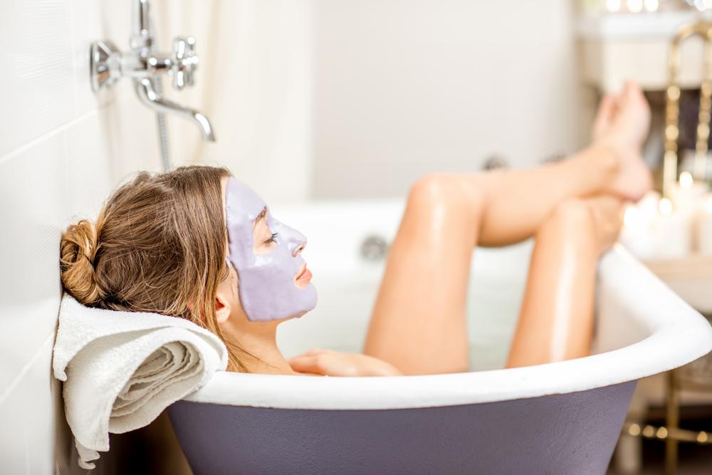 Pleseň v kúpeľni. Foto: Shutterstock