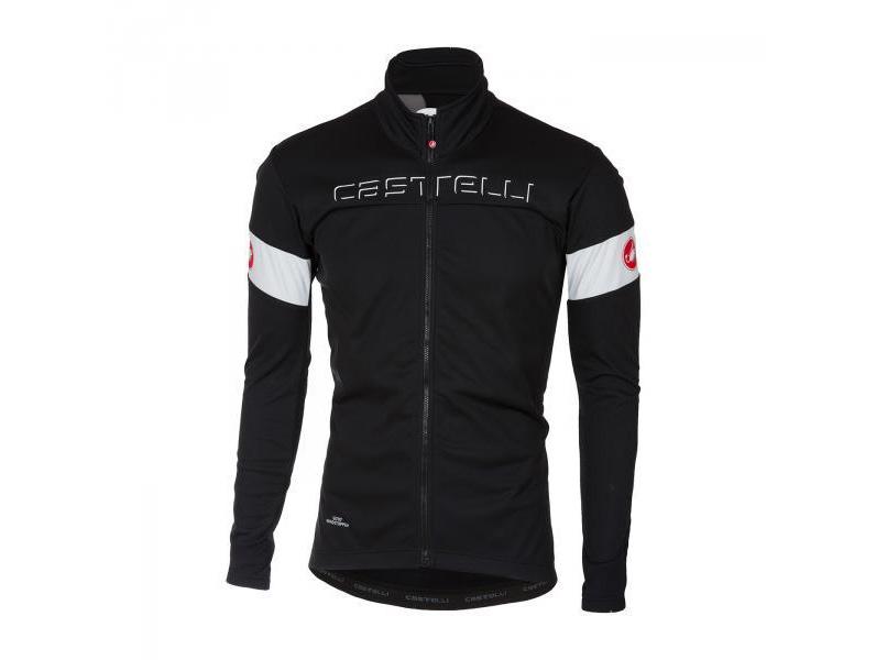 Cyklistická bunda Castelli Transition