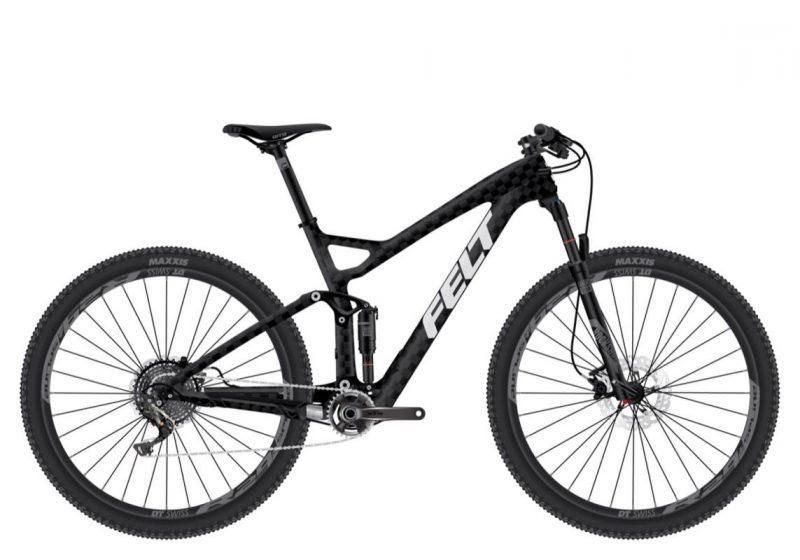 Horský bicykel Felt