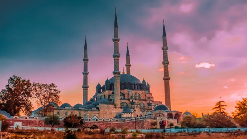Mešita Selimiye v Nikózii. Foto: Shutterstock