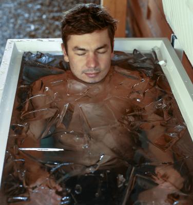 Každé ráno skoropo celý rok, som si dal ľadovúsprchu aj s jednou sériou dýchaniapre prebudenie mozgu.