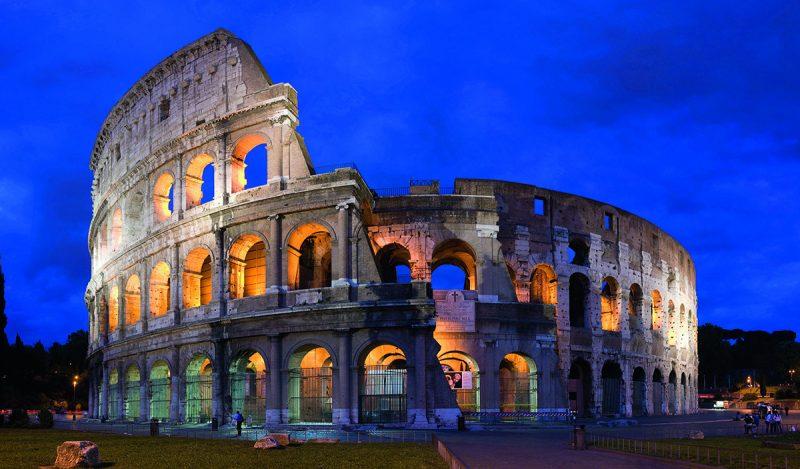 Pred koncom našej cesty nás čaká ešte Koloseum v Ríme.