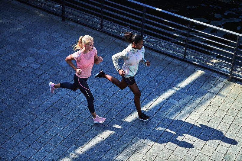 Pokiaľ ste zdraví, behať sa dá vždy a všade.