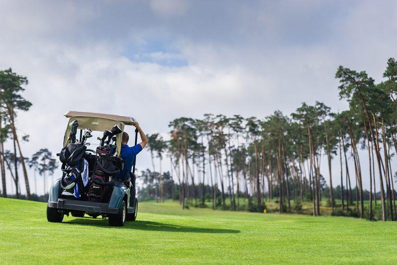 Na Záhorí nájdete perfektné golfové ihriská.