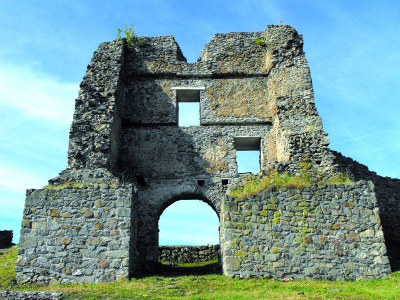 Pustý hrad vo Zvolene