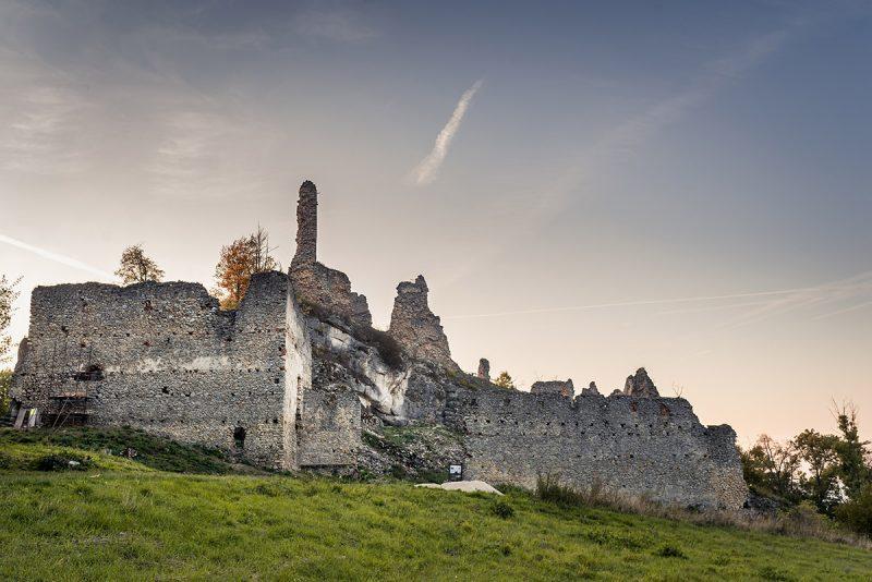 Hrad Korlátko (Cerovský hrad)