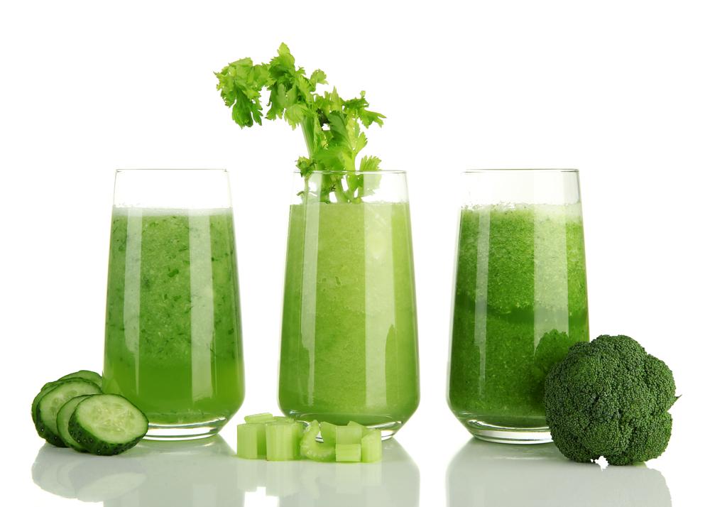 Zelená šťava. Foto: Shutterstock