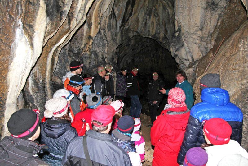 Stanišovská jaskyňa je jediná celoročne sprístupnená jaskyňa na Liptove. Foto: Shutterstock
