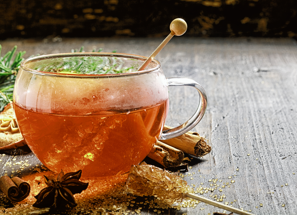 Škoricový čaj. Foto: Shutterstock
