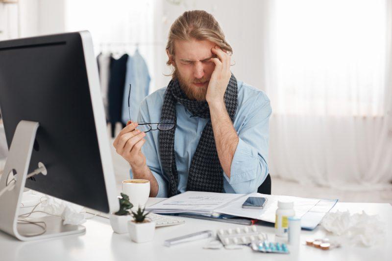 V rámci dlhodobého užívania liekov hrozí psychická aj fyzická závislosť. Foto: Shutterstock
