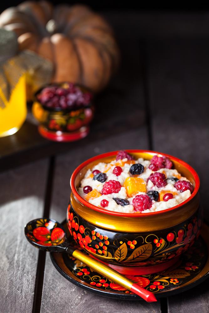 Pšenová kaša. Foto: Shutterstock
