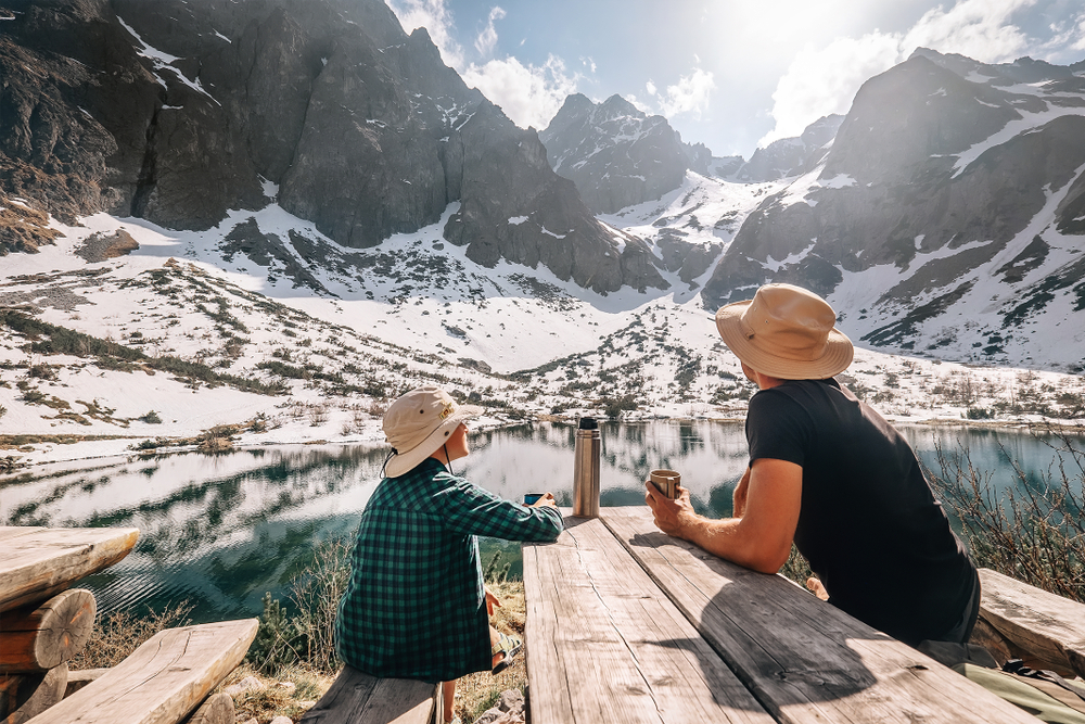 Koľko litrov vody si vziať so sebou do hôr? Foto: Shutterstock