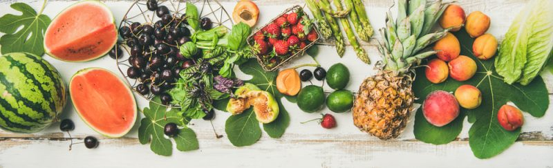 Jedzte sezónne ovocie. Foto: Shutterstock