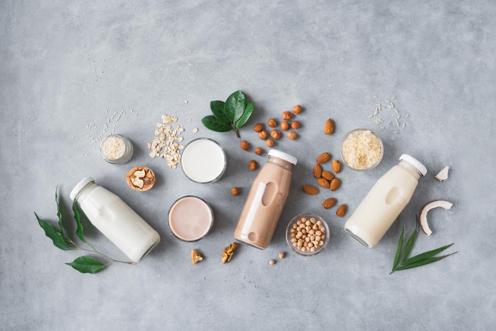 Zdravé jedlo. Foto: Shutterstock
