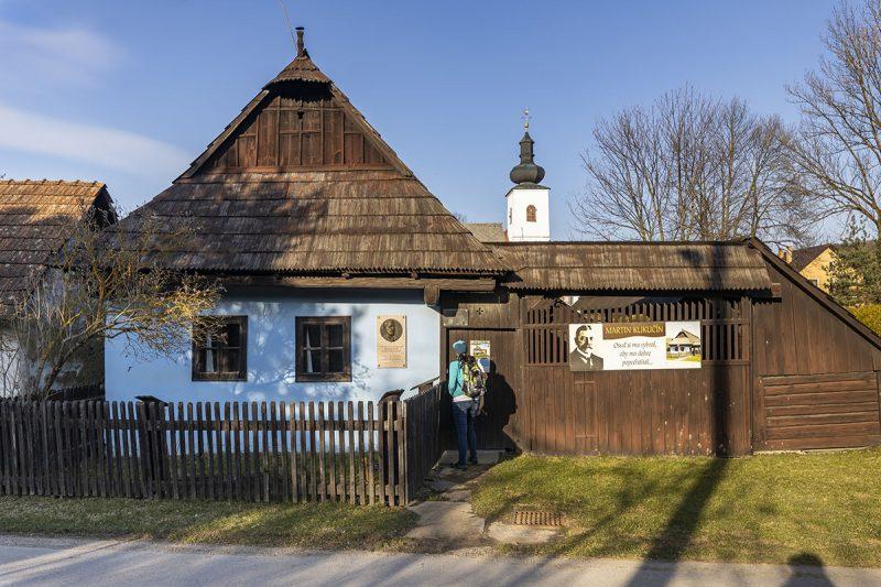 Kukučínov rodný dom. Foto: Miro Pochyba