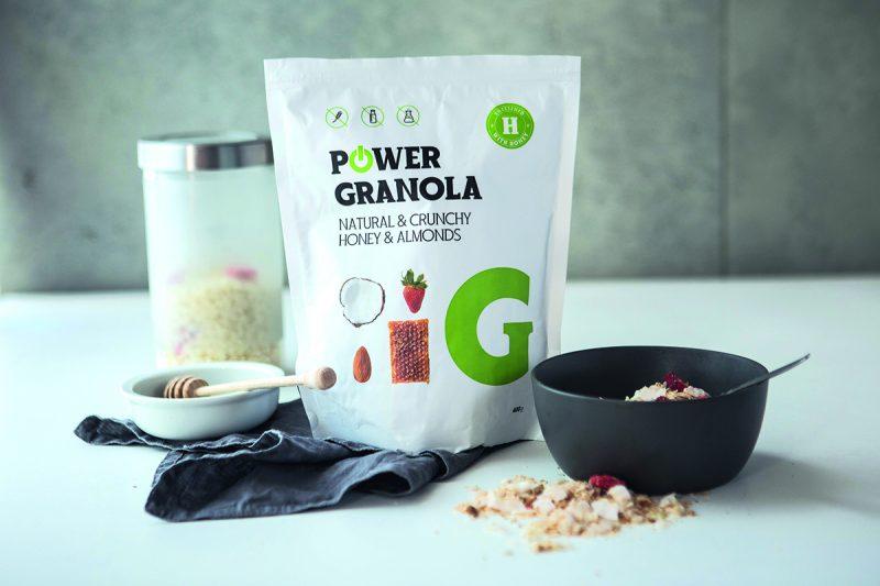 Power granola vám pomôže zbaviť sa cukrov.