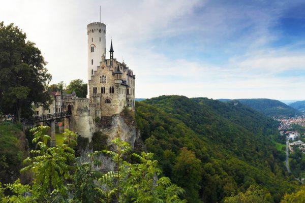 Lichtenštajnsko. Foto: Shutterstock
