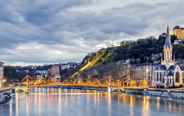 Lyon, Francúzsko. Foto: Shutterstock