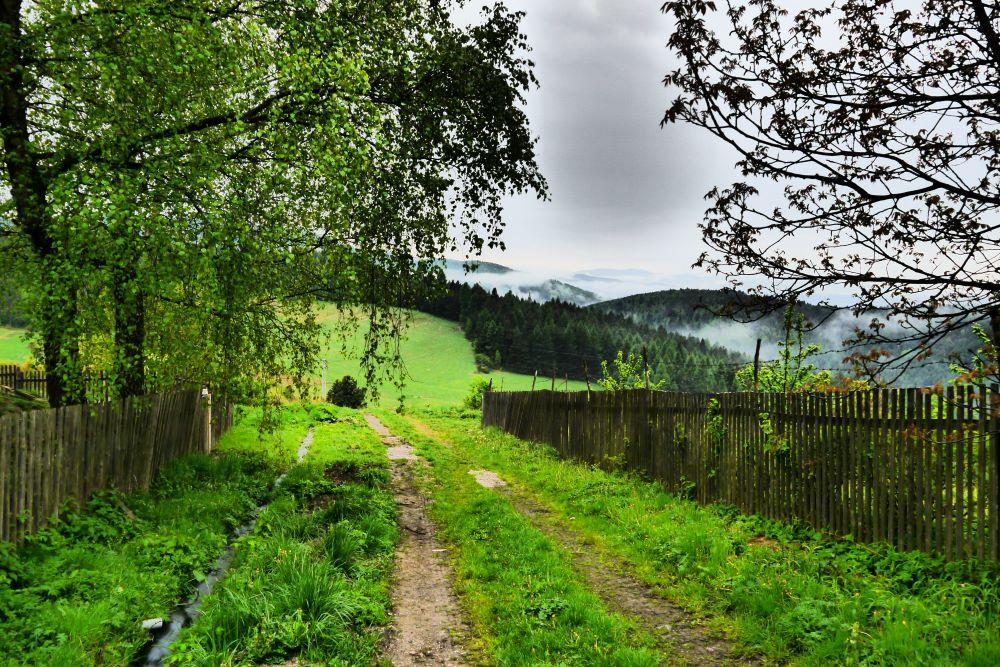 Camino de Santiago na Slovensku.
