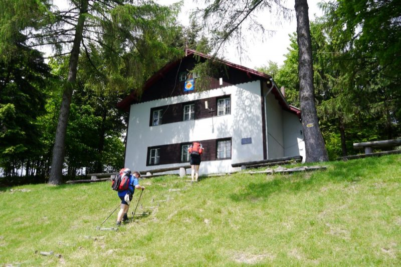 Chata Veľký Inovec. Foto: Shutterstock