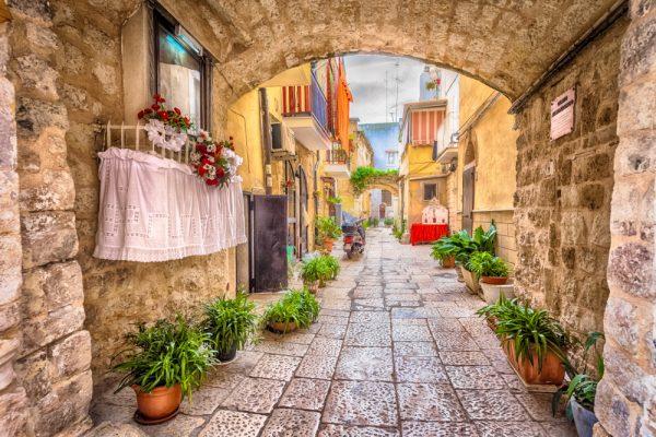 Bari, Taliansko. Foto: Shutterstock