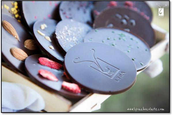 Čokoláda Lyra. Už nájdete aj Lyra zmrzlinu v Ivanke pri Nitre. Foto: OOCR