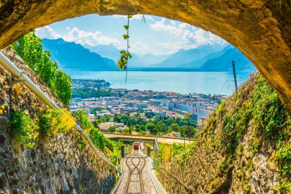 Švajčiarsko. Foto: Shutterstock