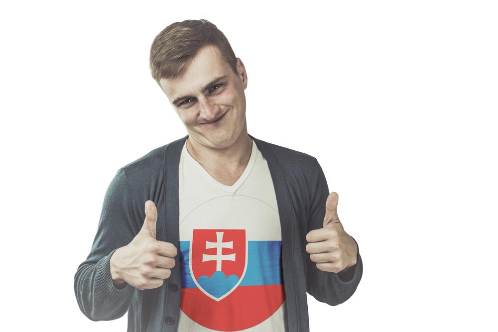 Slovák. Foto: Shutterstock