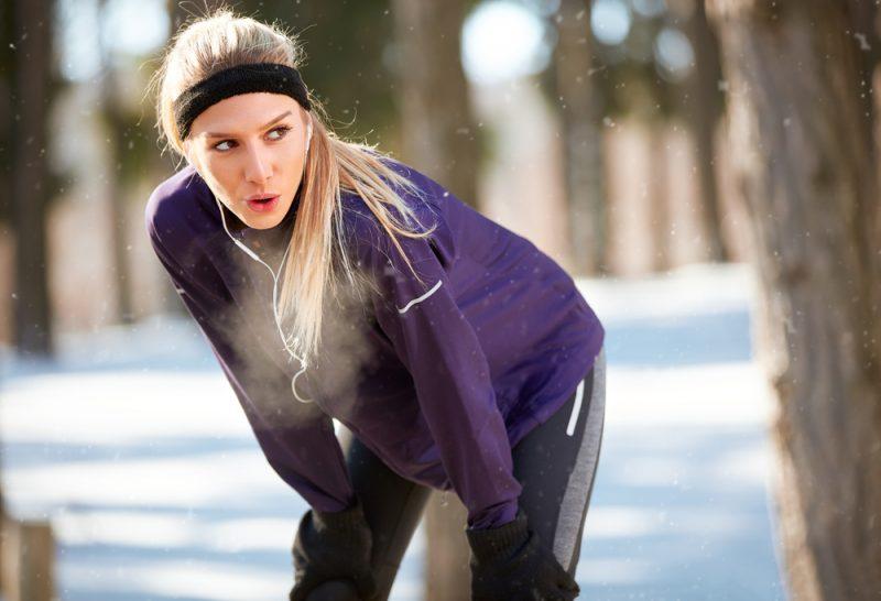 """Najlepšie dýchanie je """"do brucha"""". Foto: Shutterstock"""