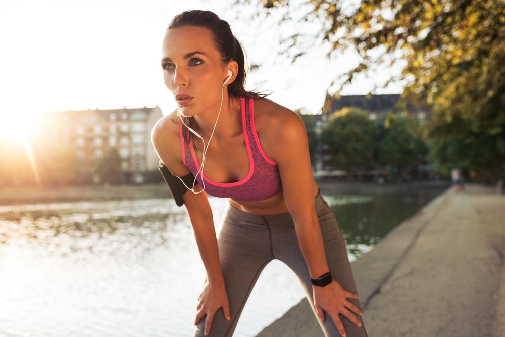 Správne dýchanie bežca. Foto: Shutterstock
