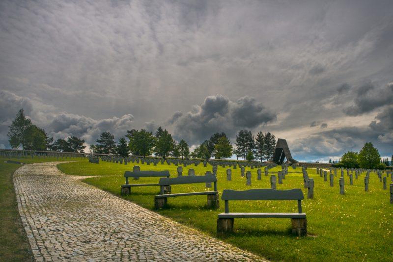 Nemecký vojenský cintorín. Foto: Shutterstock