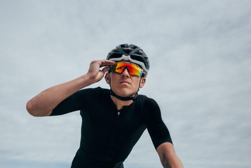 Cestná cyklistická prilba. Foto: Shutterstock