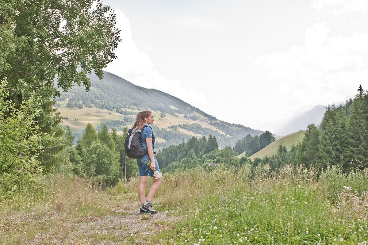 Prechádzka okolo Dolomiten Residenz Sillian. Foto: Schultz Gruppe