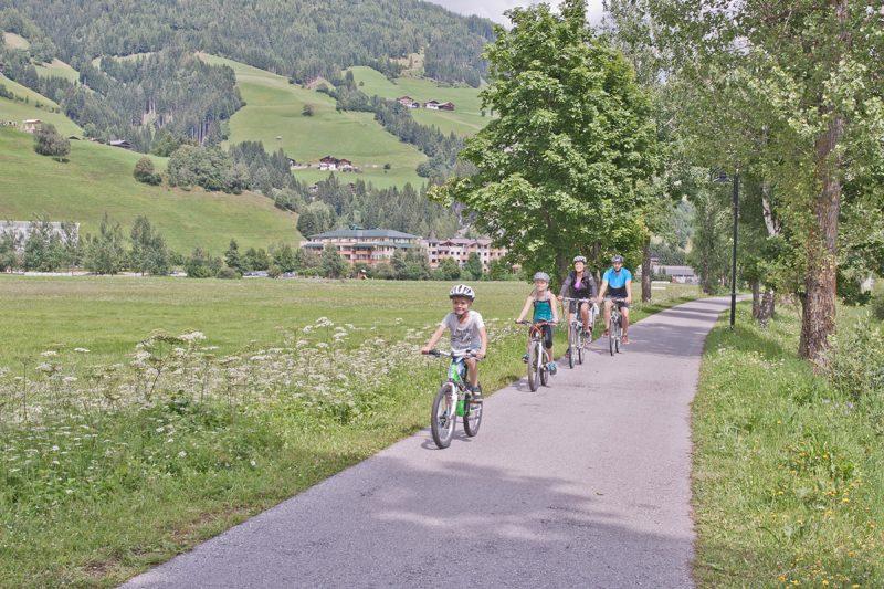 Bicyklovanie okolo Dolomiten Residenz Sillian. Foto: Schultz Gruppe