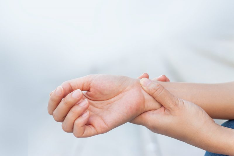 Tlaková terapia. Foto: Shutterstock