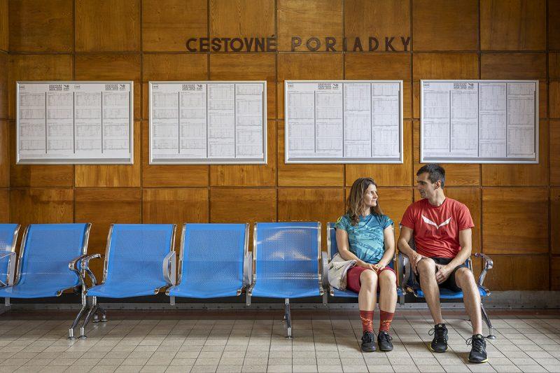 Železničná stanica Nitra. Foto: Miro Pochyba