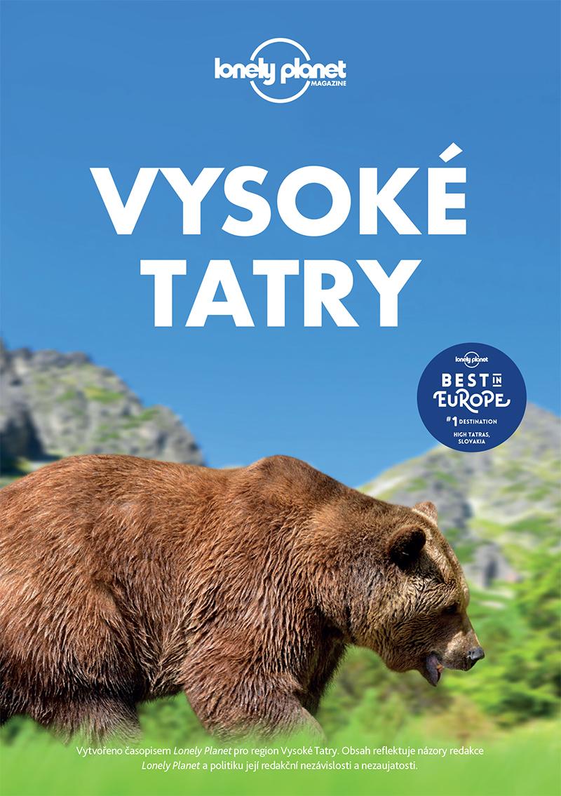 Lonely Planet Vysoké Tatry