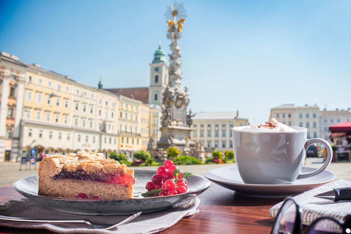 Linzer Torte. Foto: ©linztourismus