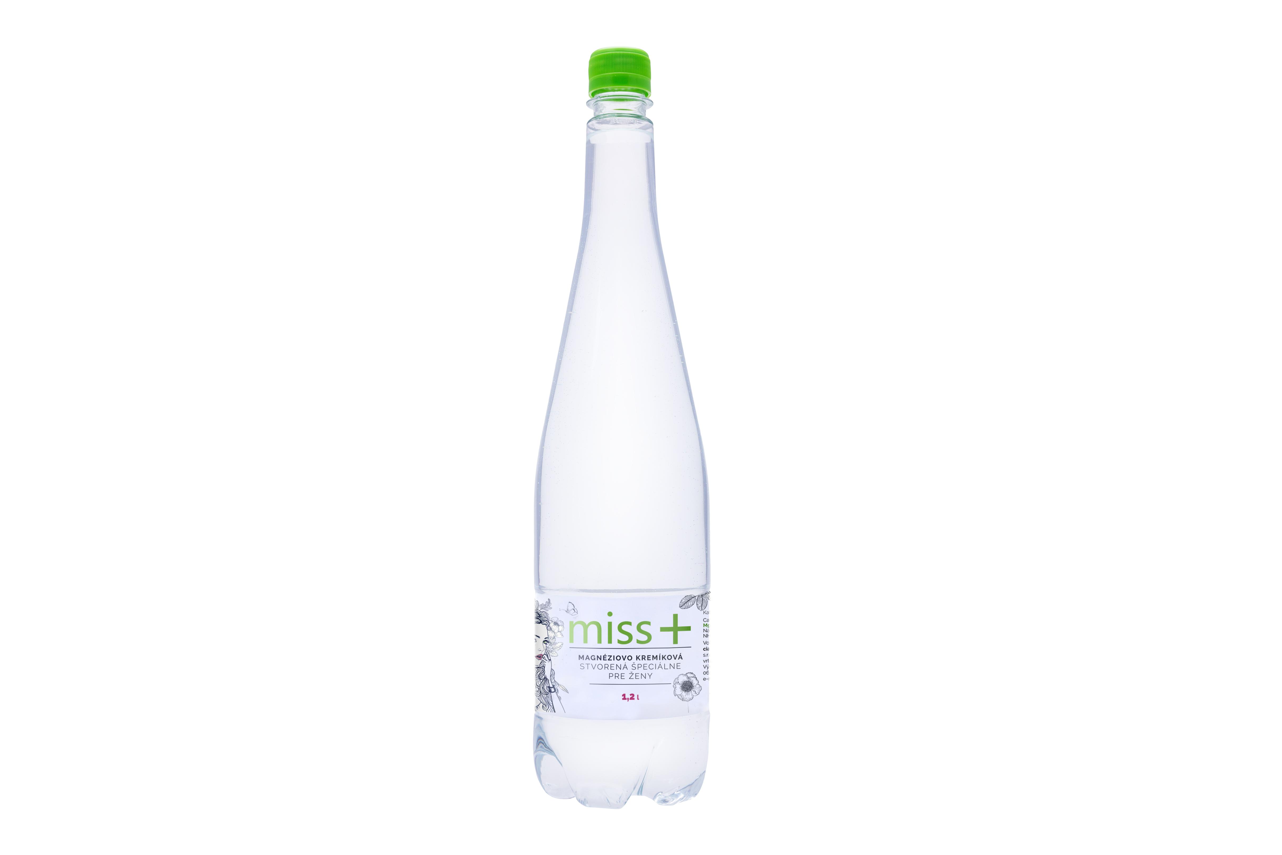 Prírodná minerálna voda Miss+