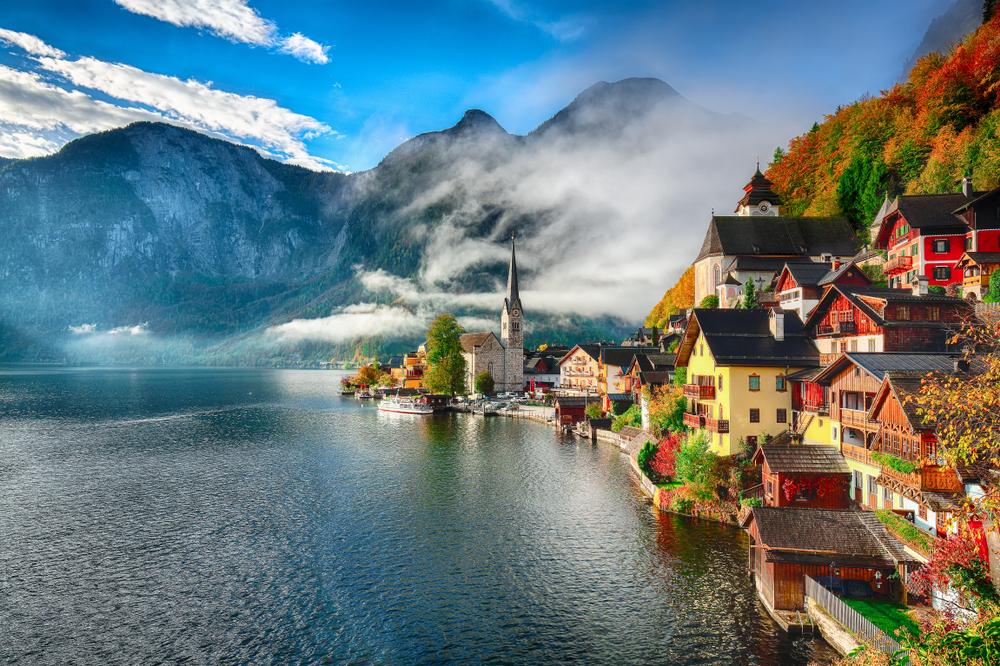 Hallstatt. Foto: Shutterstock