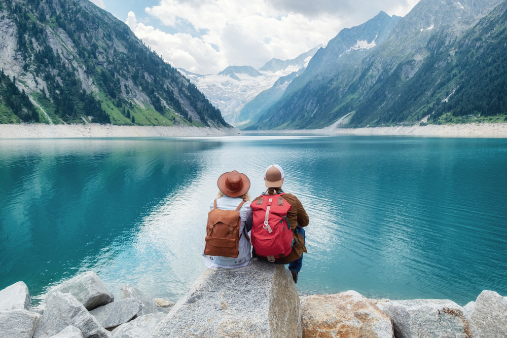 Rakúsko. Foto: Shutterstock